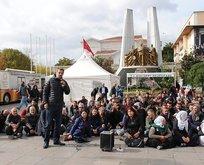 HDPnin çağrısına halk itibar etmedi
