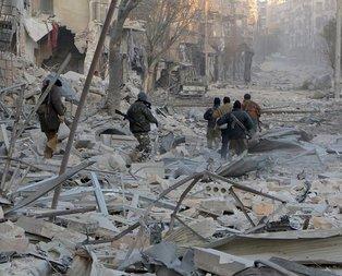 Halepte yüzlerce sivil erkek kayıp!