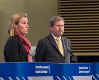 Avrupa Birliği 15 Temmuz mesajı yayınladı