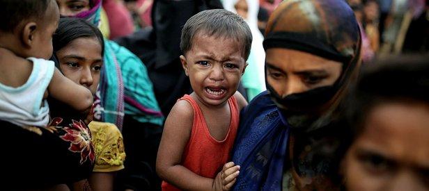 Bir haftada en az 200 Arakanlı Müslüman çocuk öldü
