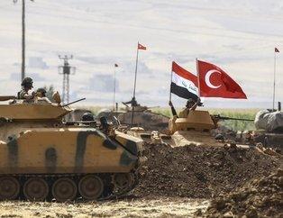 Habur'daki tatbikat Iraklı askerlerin de katılımıyla dokuzuncu gününde