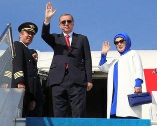 Erdoğan körfez ülkelerini ziyaret edecek
