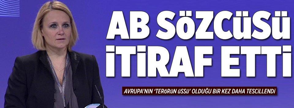 AB terör yuvası olduğunu kabul etti! - SANAL BASIN