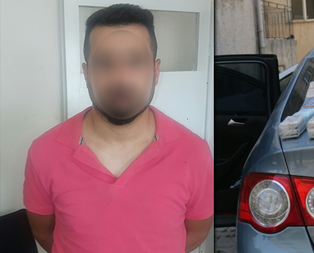 FETÖcü hırsız eski polise kaçakçılıktan suçüstü