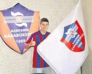 Andriy Bliznichenko K.Karabük'te