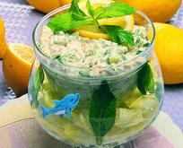 Levrek Salatası Tarifi