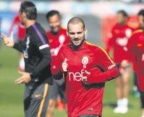 Cimbom'a Sneijder müjdesi