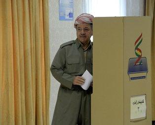 İsrail çaldı Barzani oynadı! İşte katılım oranı
