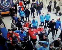 Başakşehirde 2 futbolcu kadro dışı!