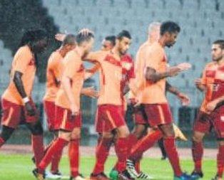 Cimbom Olimpiyat'ta Eskişehir'i yıktı!