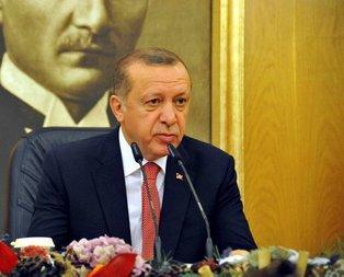 Erdoğandan ABDye S400 cevabı