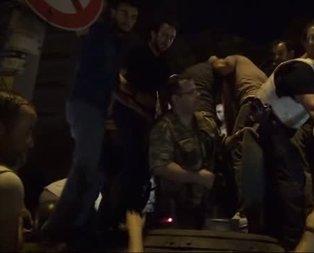 Tankın içinden çıkan emniyet müdürüne istenen ceza belli oldu