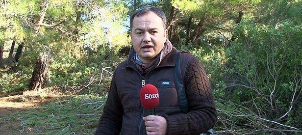 Sözcü gazetesi muhabiri gözaltına alındı