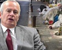 CHPnin rant kavgası Şişliyi çöpe boğdu
