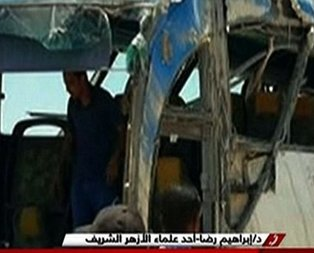 Mısır'daki saldırıyı DEAŞ üstlendi