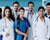Sağlık çalışanlarına müjde