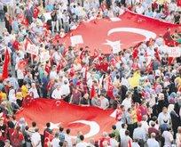 Doğuda PKK'ya lanet yağdı