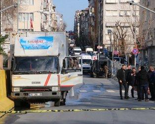 İstanbul Emniyetinde silah sesleri