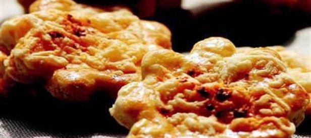 Kaşar Peynirli Bisküvi Tarifi