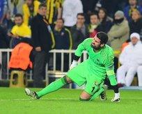 Fenerbahçede Volkan Demirel sevinci