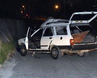 Teröristlerin bombaları ellerinde patladı
