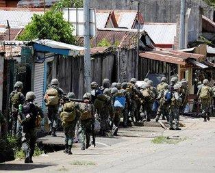 Filipinlerde DEAŞ terörü şiddetlendi