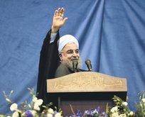 Seçimin galibi Ruhani