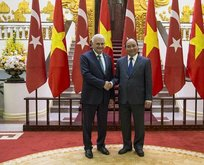 Başbakan Yıldırım Vietnamda