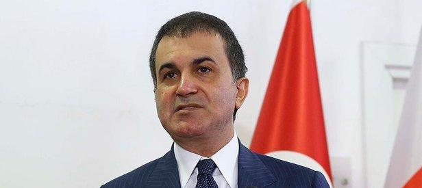 AB Bakanı Çelikten vize serbestisi açıklaması