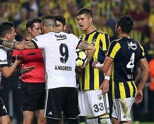 F.Bahçe-Beşiktaş maçında yaşanan hakem skandalının yankıları sürüyor