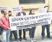 Sinan Çetin'e isyan!