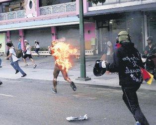 İsyan yangını!