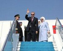 Cumhurbaşkanı Erdoğan Katardan ayrıldı