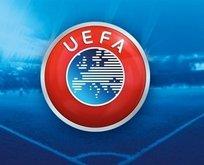 UEFA merakla beklenen yeni listeyi açıkladı