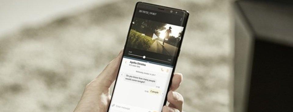 Samsung Galaxy Note 8 tanıtıldı (Galaxy Note 8in fiyatı ve özellikleri neler?)