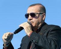 Erdoğan: Sizden mi izin alacağız!