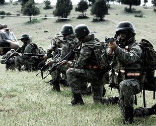 Sıcak çatışmada onlarca terörist öldürüldü