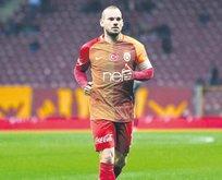 Sneijder: Yenmeye mecburuz