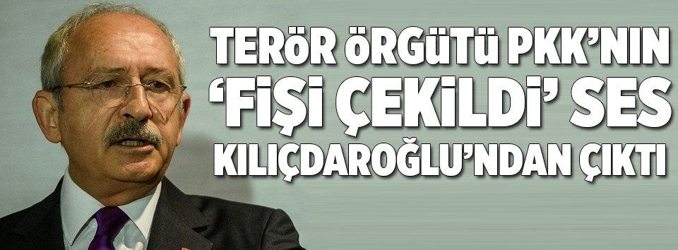 Kılıçdaroğlundan PKKnın kanalına destek!