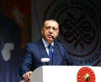 Erdoğan: Biz doğruları konuşmaya mecburuz