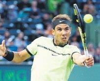 Nadal kariyerindeki 1000. maçına çıkıyor