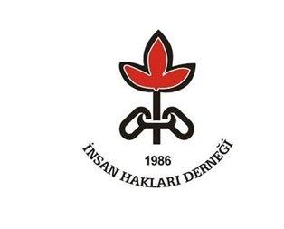 PKK yandaşı İHD'den hayır hashtagiyle kınama!