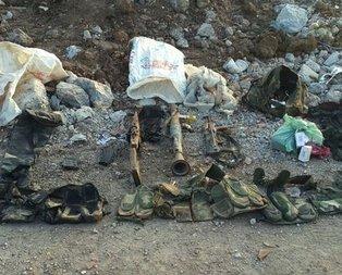 Eylem hazırlığındaki 2 terörist öldürüldü