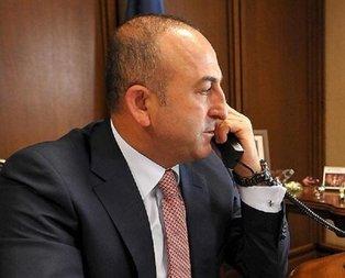 Türkiye'den İran'a Suriye telefonu