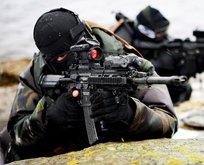 Teröristleri tarumar eden operasyon
