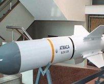 TSKya yeni silah! Düşman gemilerinin kabusu olacak