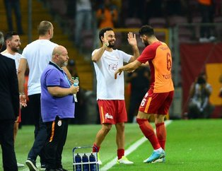 Galatasaray yendi capsler patladı!