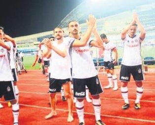 Beşiktaş'ın Schalke'ye nefesi yetmedi
