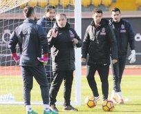 Trabzonspor'da yoğun tempo