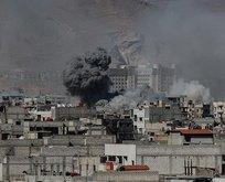 Rejim güçleri Şamı vurdu: 97 yaralı